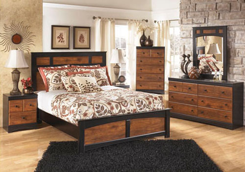 Signature Design By Ashley Aimwell Bedroom SetB136 31, 36, 46, 54, 57, 92,  96