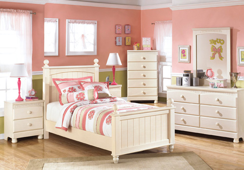 Signature Design By Ashley Cottage Retreat Bedroom SetB213 21, 35, 46, 84,  87, 88, 92