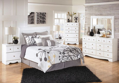 Perfect Signature Design By Ashley Weeki Bedroom SetB270 31, 36, 46, 57, 92