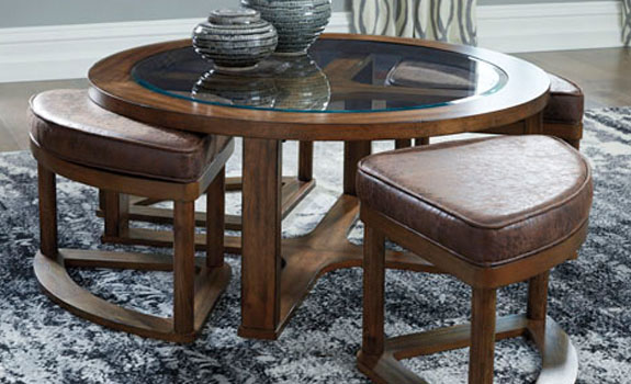 rent to own coffee tables and end tables - t725-8