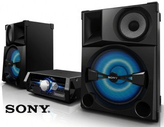 Shelf Stereo Systems Audio Electronics Colortyme