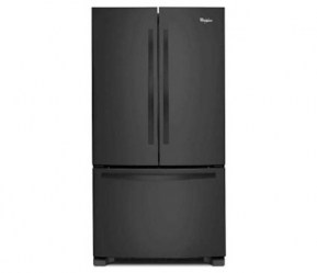 whirlpool_22 cu ft french door refrigerator_refrigerators_wrf532Smbb-lrg8