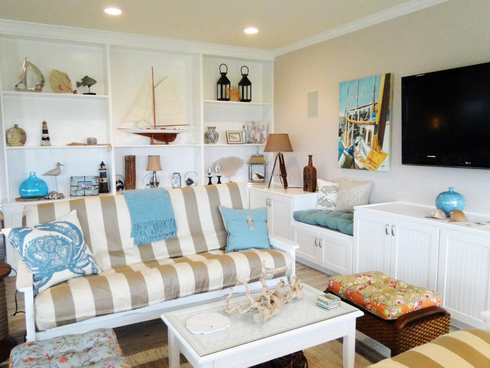 10 Beach Cottage Decorating Ideas - ColorTyme Blog